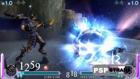 DISSIDIA: Final Fantasy - RUS [Игры для PSP]