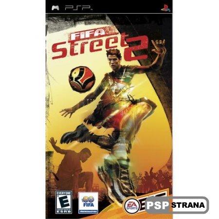 FIFA Street 2 [Игры для PSP]