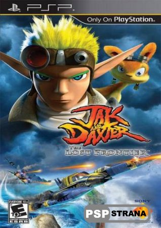 Jak and Daxter: The Lost Frontier [2009/ENG/Игры для PSP]