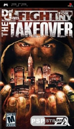 Def Jam Fight for NY: The Takeover [ENG] [Игры для PSP]