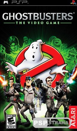 Ghostbusters The Video Game [ENG] [FULL] [Игры для PSP]