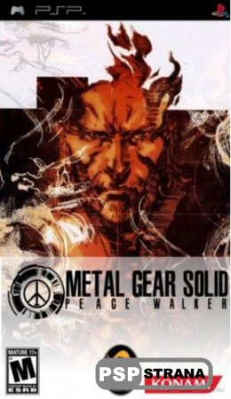 Metal Gear Solid: Peace Walker [JAP] [DEMO] [Игры для PSP]