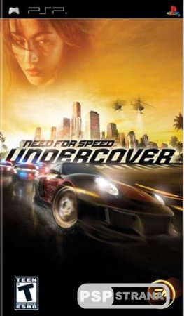 Need for Speed Undercover [RUS] [Игры для PSP]
