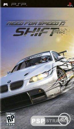 Need for Speed SHIFT [USA] [RIP] [Игры для PSP]