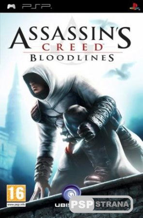 Assassin's Creed: Bloodlines [RUS] [FULL] [Игры для PSP]