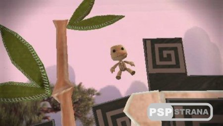 Little Big Planet [RUS] [FULL] [Игры для PSP]