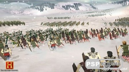 The History Channel: Great Battles of Rome [ENG] [Игры для PSP]