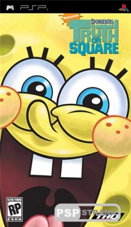 SpongeBob's Truth or Square [Игры для PSP]