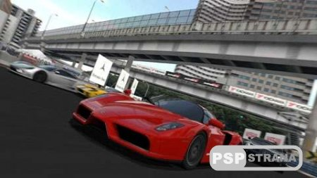 Gran Turismo: The Real Driving Simulator  [RUS] [Игры для PSP]