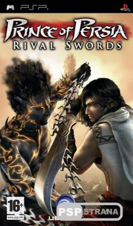 Prince of Persia: Rival Swords [RUS] [Игры для PSP]