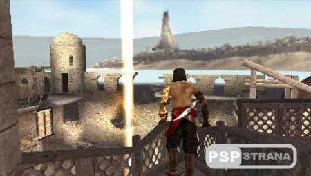 Prince of Persia: Rival Swords [RUS] [Игры для PSP]