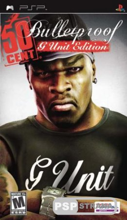 50 Cent: Bulletproof G Unit Edition [ENG] [Игры для PSP]