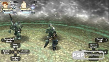 Valhalla Knights 2 [ENG] [Игры для PSP]