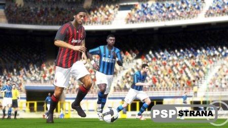 FIFA 10 (Русская озвучка) [Игры для PSP]