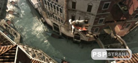 ХИТ: Assassin's Creed: Bloodlines - [RUS] [FULL] [Игры для PSP]