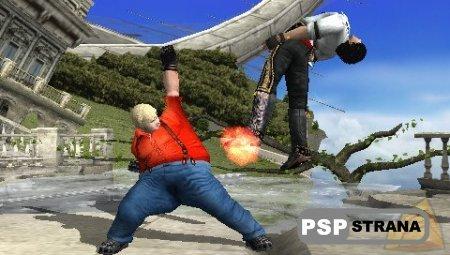 Хит: Tekken 6 [RUS] [FULL] [Игры для PSP] [Прошивка: 5.03GEN-B l 5.50GEN-D2 l 5.00M33-X]