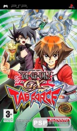 Yu-Gi-Oh! 5D's Tag Force 4 [ENG] [Игры для PSP]