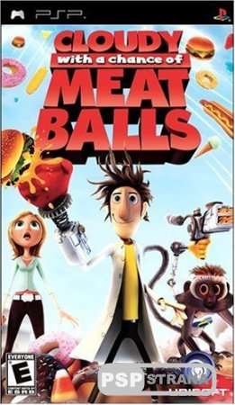 Cloudy with a Chance of Meatballs [2009] [RUS] [Игры для PSP]