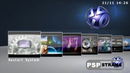 New Playstation Experience [RUS] [CTF ТЕМА ДЛЯ 5.50GEN]