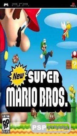 Super Mario Bros 3 [Игры для PSP]