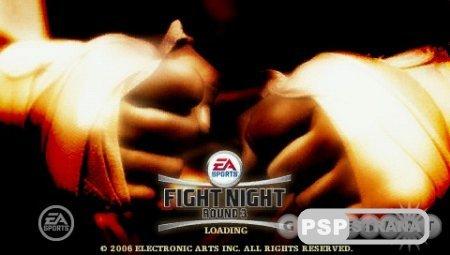 Fight Night Round 3 [RUS] [FULL] [PSP ISO Игры]