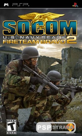 SOCOM: U.S. Navy SEAL's Tactical Strike [ENG] [Игры для PSP]