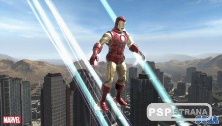 Iron Man [ENG] [Игры для PSP]