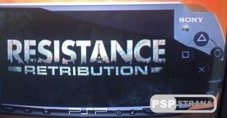 Resistance: Retribution [RUS] [Игры для PSP]