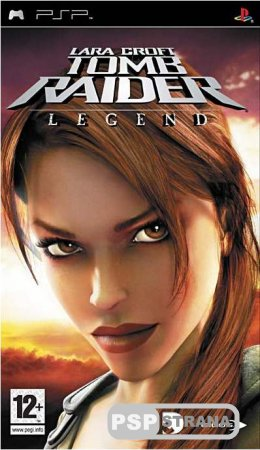 Tomb Raider Legend [ RUS ] [PSP]