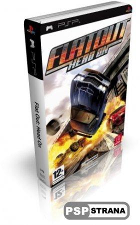 FlatOut: Head On [RUS] [Игры для PSP]