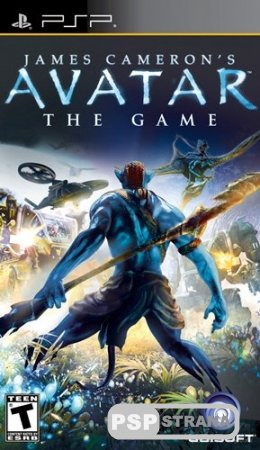 James Cameron's Avatar: The Game [ENG] [Игры для PSP]