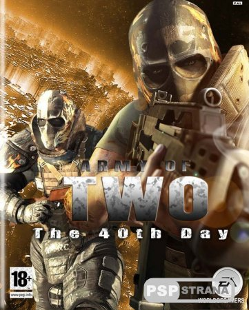 Army of Two The 40th Day [ENG] [FULL] [Игры для PSP]