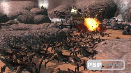Savage Moon The Hera Campaign [ENG] [FULL] [Игры для PSP]