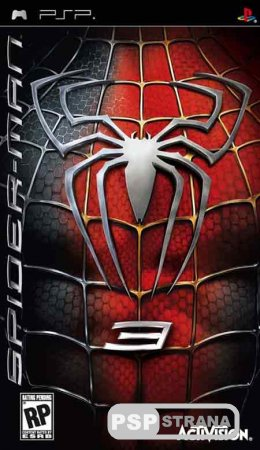 Spider-Man 3 [ENG] [SUPER-RIP] [Игры для PSP]