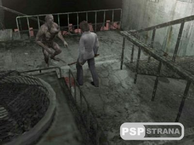 Хит: Silent Hill: Shattered Memories [ENG] [FULL] [Игры для PSP]