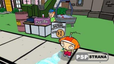 Family Guy [RUS] [Игры для PSP]
