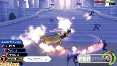 Kingdom Hearts: Birth by Sleep [JPN] [Игры для PSP]