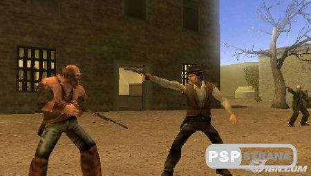 Gun Showdown [RUS] [RIP] [Игры для PSP]
