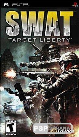 SWAT: Target Liberty [RUS] [Игры для PSP]