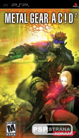 Metal Gear Acid 2 [FULL] [Игры для PSP]