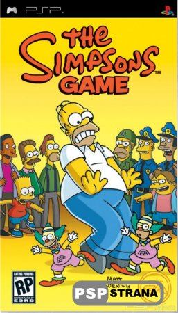 The Simpsons Game [RUS]