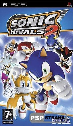 Sonic Rivals 2 [RUS] [Игры для PSP]