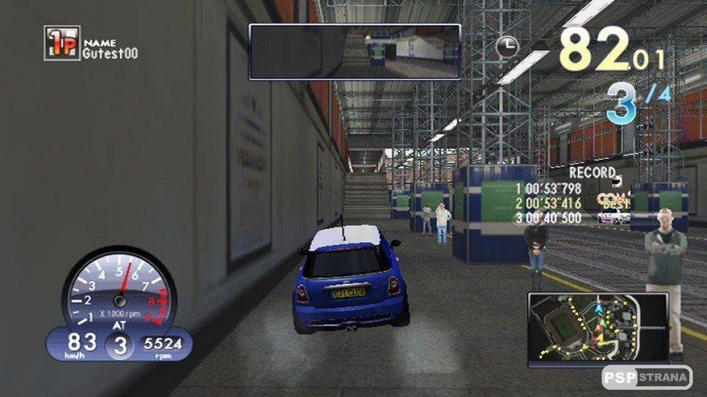 игра gti racing 2