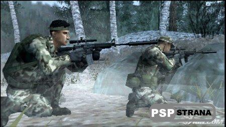 Хит: SOCOM: U.S. Navy SEALs Fireteam Bravo 3 [ENG] [Игры для PSP]