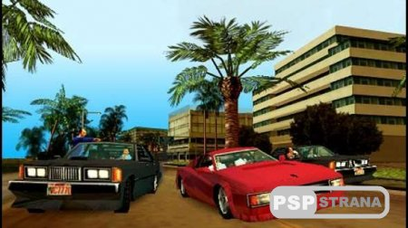 Grand Theft Auto: Vice City Stories [RUS] [Игры для PSP]