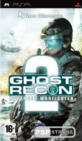 Tom Clancy's Ghost Recon: Advanced Warfighter 2 [ENG] [Игры для PSP]