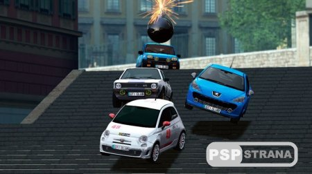 GTI Club: Supermini Festa! [ENG] [Игры для PSP]