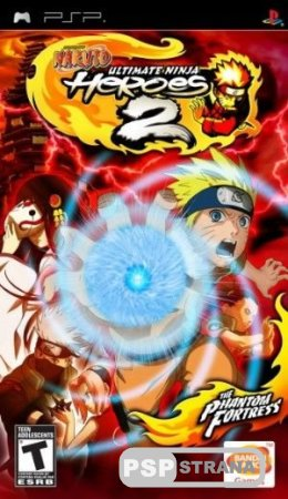 Naruto: Ultimate Ninja Heroes 2: The Phantom Fortress [Игры для PSP]