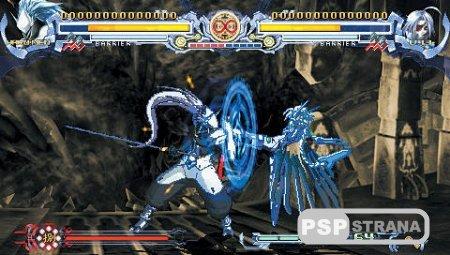 Blazblue: Calamity Trigger (2010 / ENG / PSP)