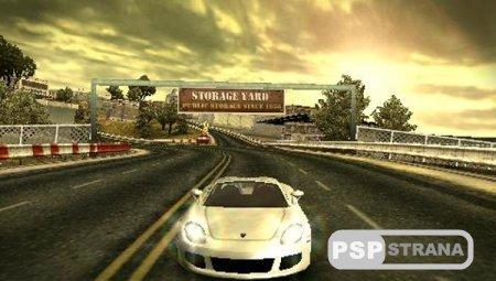 NFS - Most Wanted для PSP